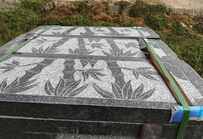 墓碑订制厂区展示
