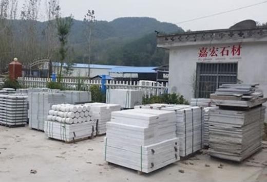 河南墓碑厂家厂区展示